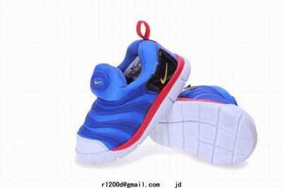 chaussures nike shox de basket-ball pour les enfants