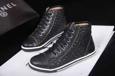 ... baskets chanel replica chaussure chanel 2014 collection replique chaussures  chanel 3fcce4edcbd