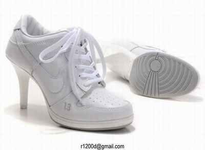 sports shoes 40419 c64a7 ... chaussure nike a talon compense,nike dunk talons femme pas cher,air max  dunk