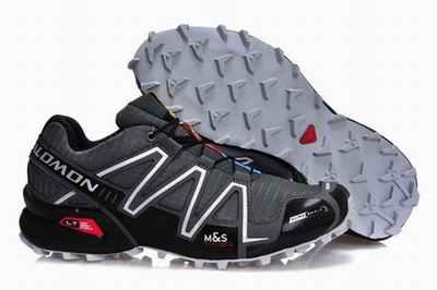 De Salomon Mission Cruise Homme Chaussure chaussure Ski HXSqaaWT