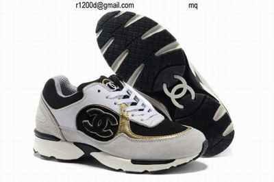 ... chaussures chanel pas cher chaussure de sport chanel prix acheter chaussure  femme 4791232ca771