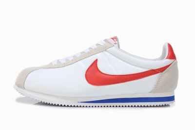 Nike Cortez Rouge Cuir