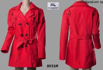 trench coat burberry vente privee
