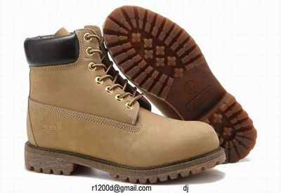 Vente Chaussures Timberland Homme